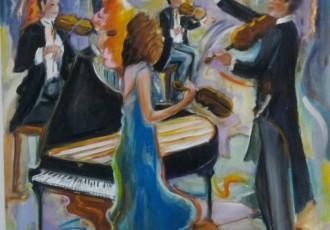 figurative impressionist