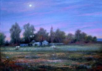 impressionist landscape
