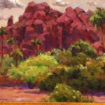 Oil by Bill Rogers