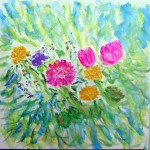 floral impressionist