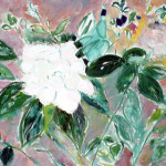impressionistic floral