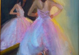 impressionist ballerina