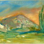 southwest art, art in scottsdale, visit scottsdale, cacti,