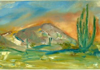 southwest art, art in scottsdale, visit scottsdale, cacti,