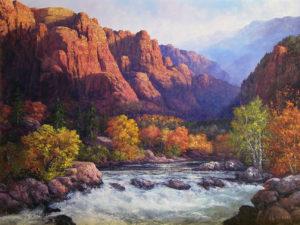 sedona, southwest landscape