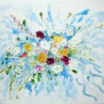 floral art, scottsdale art gallery,