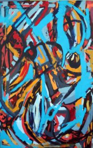 abstract art, contemporary art,