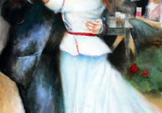 Figurative Art, Renoir Inspired